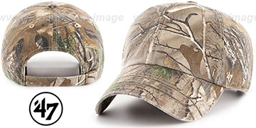 47 'BLANK CLASSIC STRAPBACK' Realtree Adjustable Hat