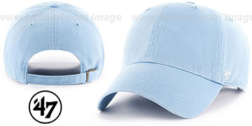 47 BLANK CLASSIC STRAPBACK Sky Adjustable Hat