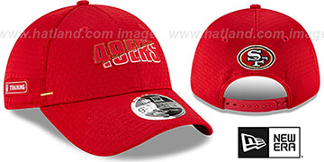 49ers COACHES TRAINING SNAPBACK Hat by New Era