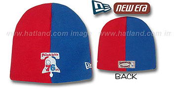76ers HARDWOOD TOQUE Knit Hat by New Era