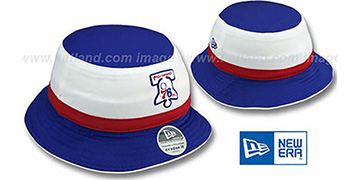 76ers HW Bell CRADER II Bucket Hat by New Era