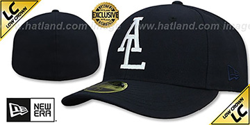 AL LOW-CROWN MLB UMPIRE Navy Hat by New Era
