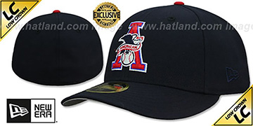 American League LOW-CROWN MLB UMPIRE Navy Hat by New Era