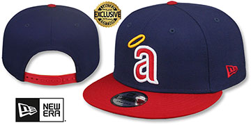 Angels 1971 COOPERSTOWN REPLICA SNAPBACK Hat by New Era