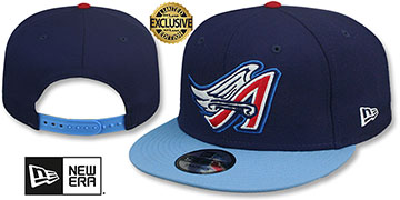 Angels 2000 COOPERSTOWN REPLICA SNAPBACK Hat by New Era