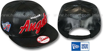 Angels COOP REDUX SNAPBACK Black Hat by New Era
