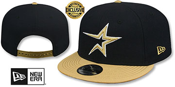 Astros 1999 ALT COOPERSTOWN REPLICA SNAPBACK Hat by New Era