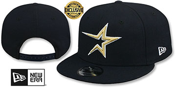 Astros 1999 HOME COOPERSTOWN REPLICA SNAPBACK Hat by New Era