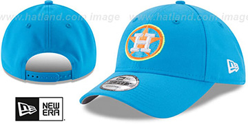 Astros '2017 LITTLE-LEAGUE 940 SNAPBACK' Blue Hat by New Era