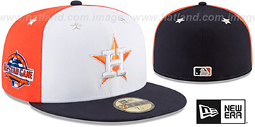 Astros '2018 MLB ALL-STAR GAME' Fitted Hat by New Era