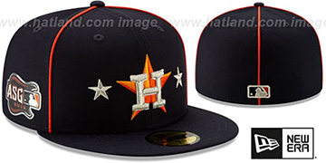 Astros 2019 MLB ALL-STAR GAME Fitted Hat by New Era