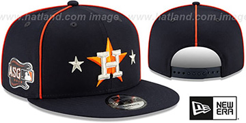 Astros 2019 MLB ALL-STAR GAME SNAPBACK Hat by New Era