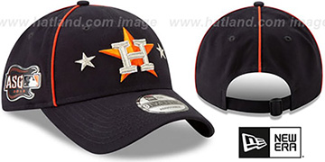 Astros 2019 MLB ALL-STAR GAME STRAPBACK Hat by New Era