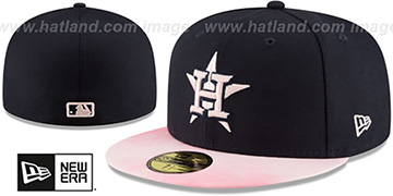 Astros 2019 MOTHERS DAY Fitted Hat by New Era