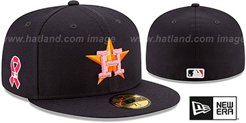 Astros 2021 MOTHERS DAY Fitted Hat by New Era