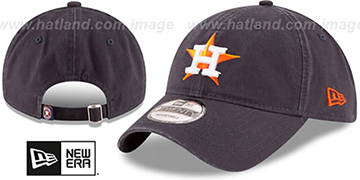 Astros 'CORE-CLASSIC STRAPBACK' Navy Hat by New Era