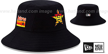 Astros DASHMARK BP BUCKET Hat by New Era