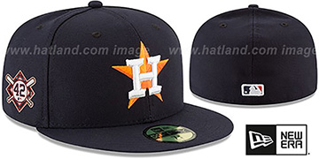 Astros 'JACKIE ROBINSON' HOME Hat by New Era