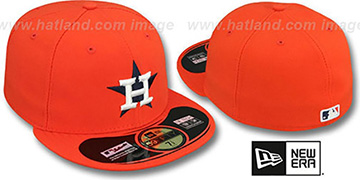Astros 'PERFORMANCE ALTERNATE' Hat by New Era