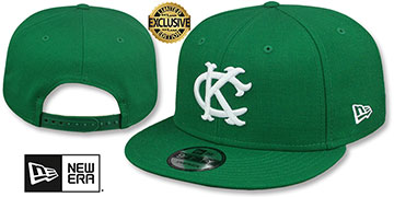 Athletics 1963-67 'COOPERSTOWN REPLICA SNAPBACK' Hat by New Era