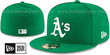 Athletics AC-ONFIELD ALTERNATE Hat by New Era