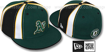 Athletics 'EXPOSED' Fitted Hat by New Era