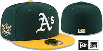 Athletics JACKIE ROBINSON HOME Hat by New Era
