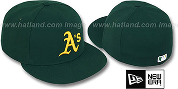 Athletics 'PERFORMANCE ROAD 2012' Hat by New Era