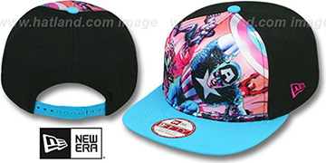 Avengers 'TEAM STANCE SNAPBACK' Hat by New Era