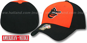 Baltimore Orioles 1975 ALT 'COOP' Alternate Hat