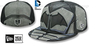 Batman CHARACTER JUSTICE LEAGUE Fitted Hat by New Era
