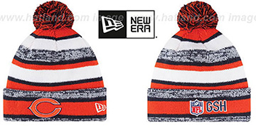 Bears '2014 STADIUM' Knit Beanie Hat by New Era