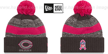 Bears '2016 BCA STADIUM' Knit Beanie Hat by New Era