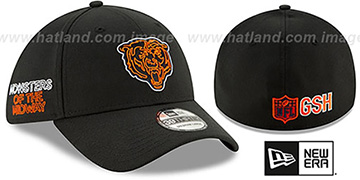 Bears 2020 NFL VIRTUAL DRAFT FLEX  Hat by New Era