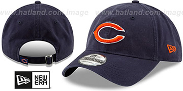 Bears CORE-CLASSIC STRAPBACK Navy Hat by New Era