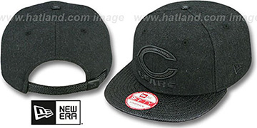 Bears 'MELTON STINGER STRAPBACK' Hat by New Era