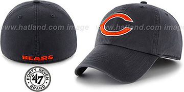 Bears NFL FRANCHISE Navy Hat by 47 Brand