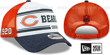 Bears ONFIELD STADIUM 100 TRUCKER SNAPBACK Hat by New Era