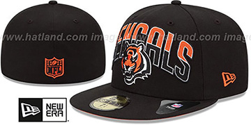 Bengals 'NFL 2013 DRAFT' Black 59FIFTY Fitted Hat by New Era
