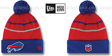Bills 'THANKSGIVING DAY' Knit Beanie Hat by New Era