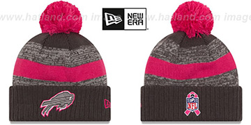 Bills 2016 BCA STADIUM Knit Beanie Hat by New Era