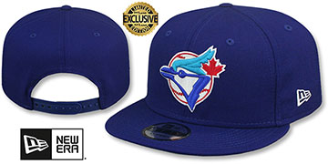 Blue Jays 1989-92 COOPERSTOWN REPLICA SNAPBACK Hat by New Era