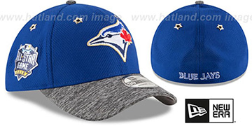Blue Jays 2016 MLB ALL-STAR GAME FLEX Hat by New Era