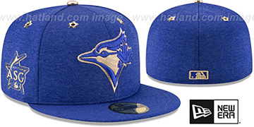 Blue Jays '2017 MLB ALL-STAR GAME' Fitted Hat by New Era