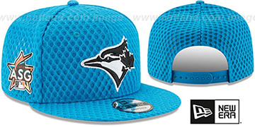 Blue Jays '2017 MLB HOME RUN DERBY SNAPBACK' Blue Hat by New Era