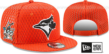 Blue Jays '2017 MLB HOME RUN DERBY SNAPBACK' Orange Hat by New Era