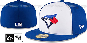 Blue Jays '2017 ONFIELD ALTERNATE-3' Hat by New Era