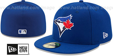 Blue Jays '2017 ONFIELD GAME' Hat by New Era