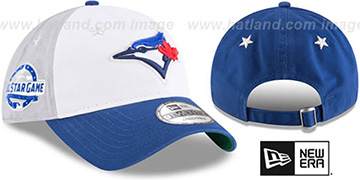 Blue Jays '2018 MLB ALL-STAR GAME STRAPBACK' Hat by New Era