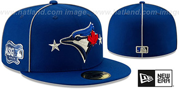 Blue Jays '2019 MLB ALL-STAR GAME' Fitted Hat by New Era